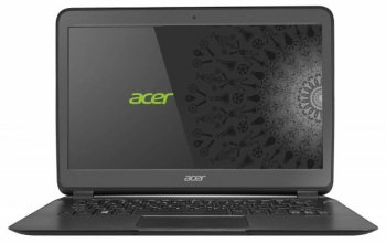 "Ноутбук Acer Aspire S5-371-73DE Core i7 6500U/8Gb/SSD256Gb/Intel HD Graphics/13.3""/FHD (1920x1080)/Linux/black/WiFi/BT/Cam/3220mAh"