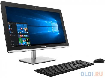 "Моноблок Asus V230ICGK (V230ICGK-BC230X) i3-6100T (3.2ГГц))/4Gb/1Tb/23""FHD (1920х1080)/NV 930M 2Gb/DVD-SM/Wi-Fi+BT/Win10 Black + W/L Kb+m"