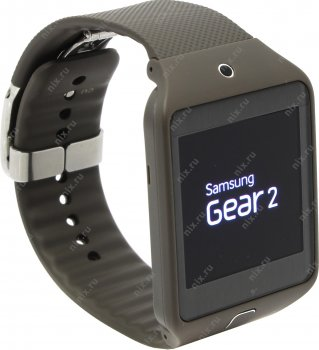 "*Часы многофункциональные Samsung GEAR 2 Neo <SM-R381> Gray (1GHz, 512MbRAM, 1.63""320x320 AMOLED, BT, IR, 4Gb, Tizen) (б/у)"