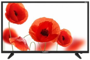 "Телевизор-LCD Telefunken 31.5"" TF-LED32S20T2 черный черный/HD READY/50Hz/DVB-T/DVB-T2/DVB-C/USB (RUS)"