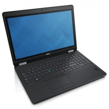 "Ноутбук Dell Latitude E5570 Core i7 6600U/8Gb/500Gb/AMD R7 360M 2Gb/15.6""/FHD (1920x1080)/Windows 7 Professional English 64 upgW8.1Pro64/black/WiFi/BT"