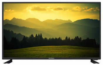 "Телевизор-LCD Supra 48"" S-LC48T560FL черный/FULL HD/50Hz/DVB-T2/DVB-C/USB (RUS)"