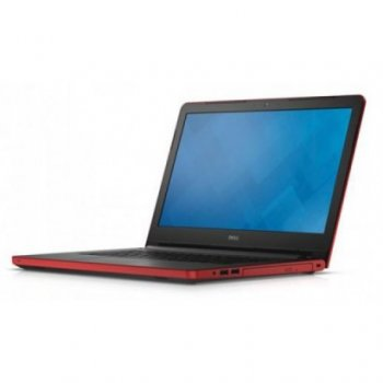 Ноутбук Dell Inspiron 5559 Red 5559-8223 (Intel Core i5-6200U 2.3 GHz/8192Mb/1000Gb/DVD-RW/AMD Radeon R5 M335 2048Mb/Wi-Fi/Cam/15.6/1366x768/Windows 1