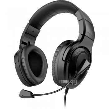 Наушники с микрофоном Speed-Link SL-8796-BK-01 MEDUSA XE 5.1 True Surround Headset