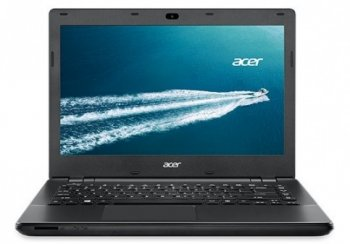 "Ноутбук Acer TravelMate TMP246-M-33LA Core i3 5005U/4Gb/500Gb/UMA/14""/HD/Linpus/black"