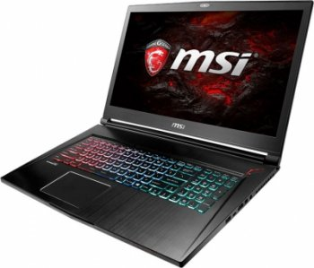 "Ноутбук MSI GS73 6RF Stealth Pro 4K Core i7 6700HQ/32Gb/2Tb/SSD512Gb/nVidia GeForce GTX 970M/17.3""/UHD (3840x2160)/Windows 10/black/WiFi/BT/Cam"