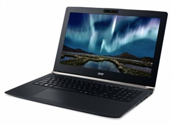 "Ноутбук Acer Aspire VN7-592G-5284 Core i5 6300HQ/12Gb/1Tb/SSD128Gb/nVidia GeForce GTX 960M 4Gb/15.6""/IPS/FHD (3840x2160)/Linux/black/WiFi/BT/Cam"