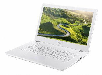"Ноутбук Acer Aspire V3-372-578C Core i5 6200U/6Gb/500Gb/Intel HD Graphics/13.3""/IPS/FHD (1920x1080)/Linux/white/WiFi/BT/Cam/3220mAh"