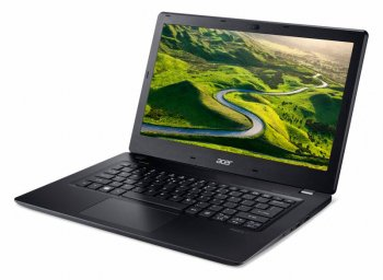 "Ноутбук Acer Aspire V3-372-520B Core i5 6200U/6Gb/500Gb/Intel HD Graphics/13.3""/IPS/FHD (1920x1080)/Linux/black/WiFi/BT/Cam/3220mAh"