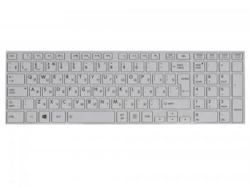 Клавиатура H000054180 для ноутбука Toshiba Satellite C55-A