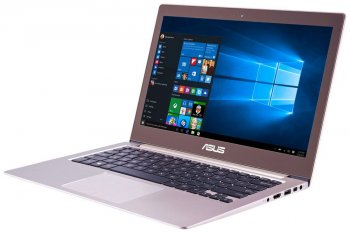 Ноутбук Asus UX303UA 90NB08V3-M03360 (Intel Core i3-6100U 2.3 GHz/4096Mb/128Gb SSD/No ODD/Intel HD Graphics/Wi-Fi/Bluetooth/Cam/13.3/1366x768/Windows