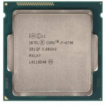 Процессор Intel Core i7 4790 Soc-1150 (3.6GHz/5000MHz/Intel HD Graphics 4600) Box
