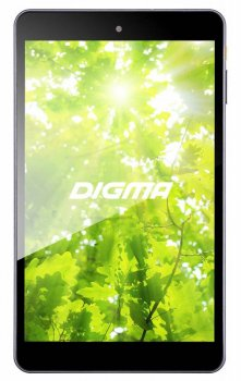"Планшетный компьютер Digma Optima 8001M MT8163 (1.5) 4C/RAM1Gb/ROM8Gb 8"" IPS 1280x800/WiFi/BT/0.3Mpix/2Mpix/GPS/Android 5.1/черный/Touch/microSDHC 32G"