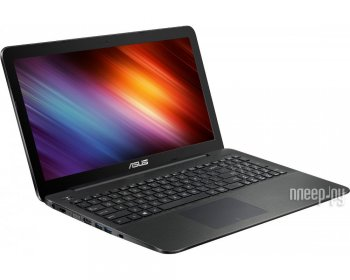"Ноутбук Asus X555SJ-XO011T Pentium N3700/4Gb/1Tb/nVidia GeForce 920M 1Gb/15.6""/HD (1366x768)/Windows 10/black/WiFi/BT/Cam"
