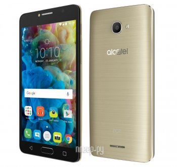Смартфон Alcatel 5095K POP 4 Metal Gold