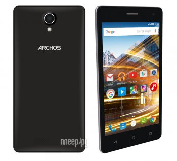 Смартфон Archos 50d Neon Dark Grey