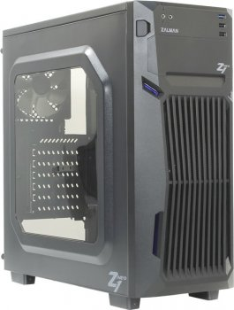 Системный блок (ATX/AMD FX-4300 3.8Ghz/RAM 8GB/GPU 2GB R7 360/HDD 1TB/DVD-RW/Win 10) (356237)
