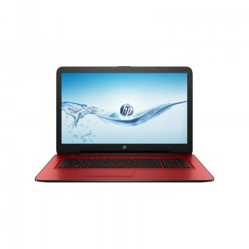 "Ноутбук hp 17-y008ur <P3T50EA> AMD A6-7310 2GHz 4Core/6Gb/500Gb/DVD-RW/R4/WiFi/BT/Win10/17.3"" 1600 x 900 Red"