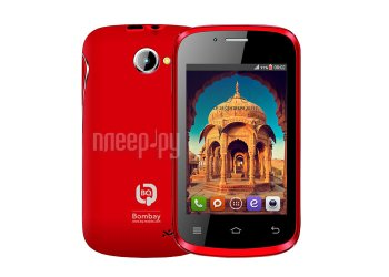 Смартфон BQ Bombay BQS-3503 Red