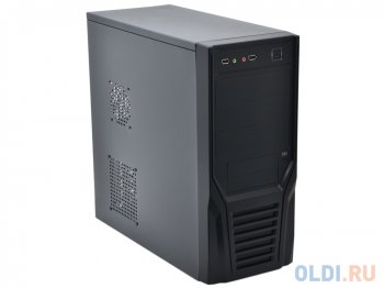 Системный блок (ATX/Intel Core i3-6100 3.7Ghz/RAM 8GB/SSD 120GB/DVD-RW/Win 10) (356433)