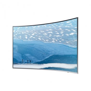 "Телевизор-LCD Samsung 49"" UE49KU6500UXRU серебристый/Ultra HD/200Hz/DVB-T2/DVB-C/DVB-S2/USB/WiFi/Smart (RUS)"