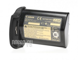 Аккумулятор Canon LP-E4N for EOS-1D X