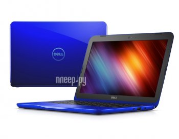 Ноутбук Dell Inspiron 3162 Blue 3162-4735 (Intel Celeron N3050 1.6 GHz/2048Mb/500Gb/No ODD/Intel HD Graphics/Wi-Fi/Bluetooth/Cam/11.6/1366x768/Linux)