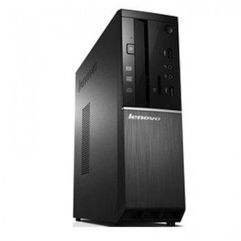 Системный блок Lenovo IdeaCentre 510S-08ISH SFF i5 6400 (2.41)/4Gb/500Gb/HDG/DVDRW/Windows 10 64/Eth/65W/черный