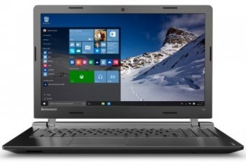 Ноутбук Lenovo IdeaPad 110-15ACL <80TJ004BRK> AMD 4 Core A4-7210/4Gb/500Gb/Radeon R5 M430 2Gb/DVD±RW/Win10/15.6
