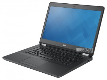 "Ноутбук Dell Latitude E5470 Core i5 6200U/8Gb/SSD256Gb/Intel HD Graphics HD 520/14""/FHD (1920x1080)/Windows 7 Professional 64 +W10Pro/black/WiFi/BT/Ca"