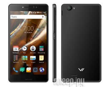 Смартфон Vertex Impress XXL Black