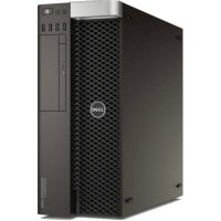 Системный блок Dell Precision T5810 MT Xeon E5-1650v4 (3.6)/32Gb/2Tb 7.2k/SSD512Gb/M4000 8Gb/DVDRW/Windows 7 Professional Multi Language 64 +W10Pro/кл