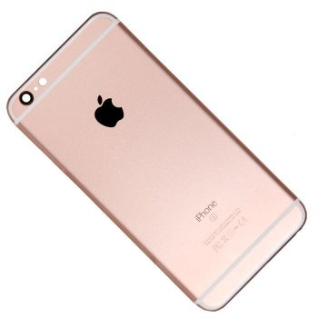 Корпус в сборе для Apple iPhone 6S Plus, золотой Rose