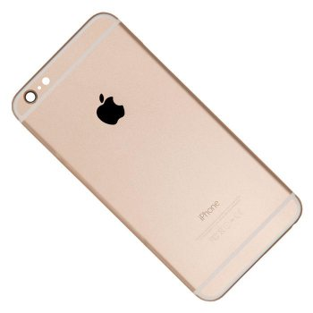 Корпус в сборе для Apple iPhone 6 Plus, золотой