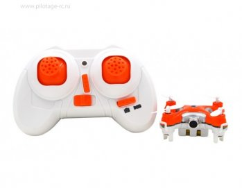 Квадрокоптер Pilotage Nano UFO CX-10C Orange RC47893