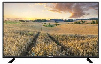"Телевизор-LCD Supra 39"" S-LC40T500WL черный/HD READY/50Hz/DVB-T2/DVB-C/USB (RUS)"