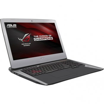 Ноутбук Asus ROG G752VL-GC082T 90NB09Y1-M00940 (Intel Core i7-6700HQ 2.6 GHz/12288Mb/1000Gb + 128Gb SSD/DVD-RW/nVidia GeForce GTX 965M 2048Mb/Wi-Fi/Bl