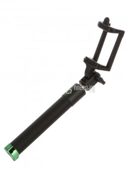 Монопод для селфи MONOPOD BlackEdition Bluetooth Green