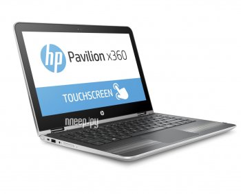 Ноутбук hp Pavilion 13x360 13-u001ur W7R59EA (Intel Core i3-6100U 2.3 GHz/4096Mb/1000Gb/No ODD/Intel HD Graphics/Wi-Fi/Bluetooth/Cam/13.3/1920x1080/To