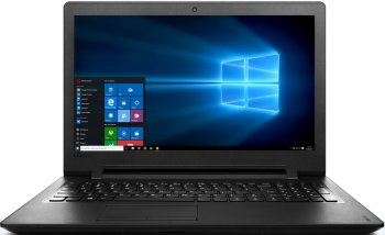"Ноутбук Lenovo IdeaPad 110-15ACL A6 7310/4Gb/500Gb/AMD Radeon R5 M430 2Gb/15.6""/HD (1366x768)/Windows 10/black/WiFi/Cam 80TJ004TRK"