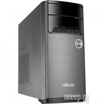 Системный блок ASUS M32AD-RU023S 90PD00U3-M11870 (Intel Core i7-4790S 3.2 GHz/8192Mb/2000Gb/DVD-RW/nVidia GeForce GTX 750 2048Mb/Wi-Fi/Bluetooth/Windo