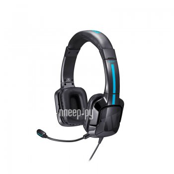 Наушники с микрофоном Tritton Kama Stereo Black PS4/PS Vita TRI906390002/02/1