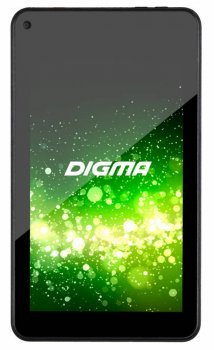"Планшетный компьютер Digma Optima 7300 RK3126 (1.5) 4C/RAM512Mb/ROM8Gb 7"" TFT 1024x600/WiFi/0.3Mpix/Android 6.0/черный/Touch/microSDHC 32Gb/minUSB"