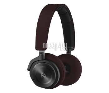 Наушники с микрофоном Bang & Olufsen BeoPlay H8 Special Edition Deep Red