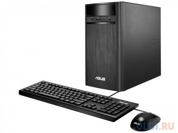 Системный блок Asus K31AN (K31AN-RU005T) Pentium J2900 (2.41 ГГц)/4G/500G/Int:Intel HD/DVD-SM/Win10 + Kb/m