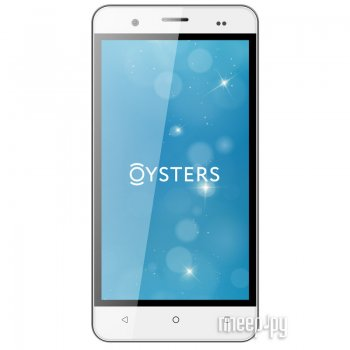 Смартфон Oysters Pacific 4G Silver