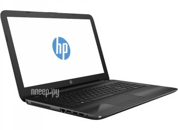 Ноутбук hp 15-ay046ur X5B99EA (Intel Pentium N3710 1.6 GHz/4096Mb/1000Gb/DVD-RW/AMD Radeon R5 M430 2048Mb/Wi-Fi/Bluetooth/Cam/15.6/1920x1080/Windows 1