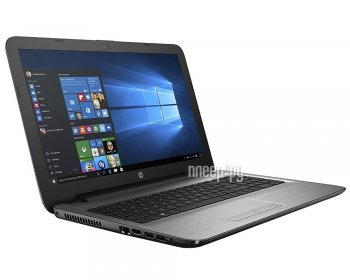 Ноутбук hp 15-ay047ur X5C00EA (Intel Pentium N3710 1.6 GHz/4096Mb/1000Gb/DVD-RW/AMD Radeon R5 M430 2048Mb/Wi-Fi/Bluetooth/Cam/15.6/1920x1080/Windows 1