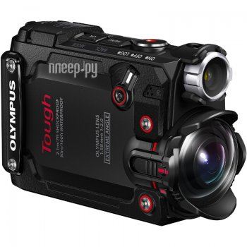 Экшн-камера Olympus TG-Tracker Black