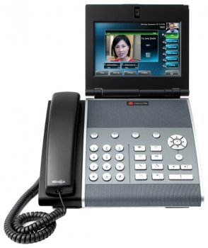 Стационарный телефон Polycom VVX 1500 D dual stack (SIP&H.323) business media phone with video capability and HD Voice, PoE. Ships without power suppl